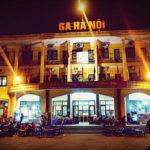 Hanoi Railways Station (From Gate B)