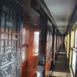 Orient Express Train Sapa Corridor