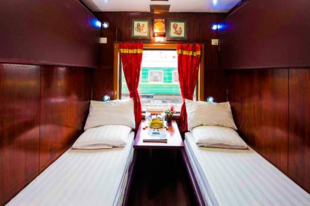 Deluxe 2 Berth Cabin (Oriental VIP 2)