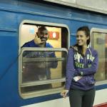 Orient Express Train Sapa Guests