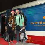 Orient Express Train Sapa Guests