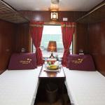 Orient Express Train VIP 2 Berth Cabin