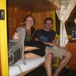 Orient Express Train Passengers