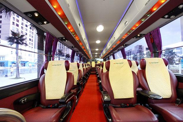 Sapa Express Bus