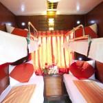 Orient Express Train 4 Berth Cabin (SP1,2)
