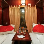 Orient Express Train VIP Cabin 2 Berth
